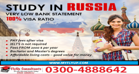 Russia Student Visa | Russia Visa Fee and Entry Requirements
