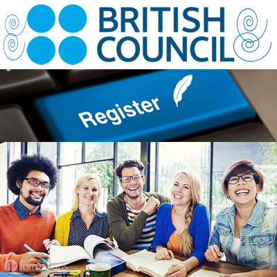 british council register