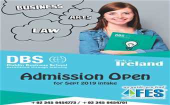 Study in Ireland With FES Higher Education Consultants Pvt. Ltd