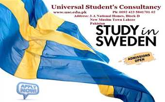 Study in Sweden with/without IELTS, Scholarships available