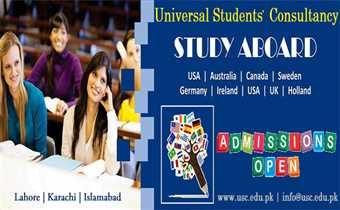 Study abroad in UK/Australia/Canada/USA or Europe