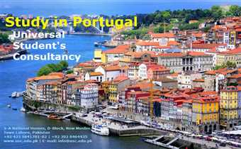 Study in Portugal without IELTS and get Schengen visa. For details Call: 0423 5841701 & 2
