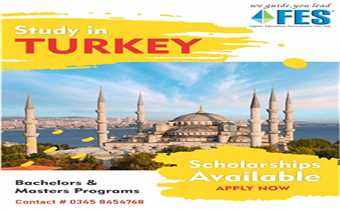 Study In Turkey with Fes Higher Education Consultants Pvt.Ltd