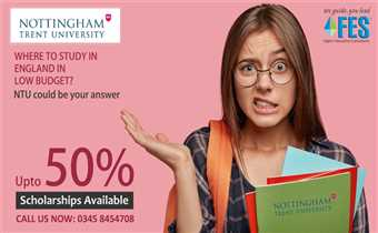 Study in England with Low budget