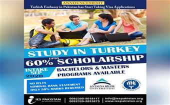 Study In Turkey 🎓Sep 2020 Intake