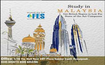 Study In Malaysia Without IELTS & Bank Statement.