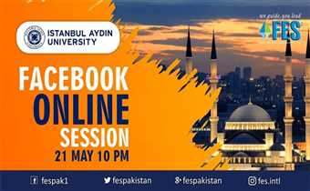 Istanbul Aydin University Turkey Live Q & A Session With FES Consultants