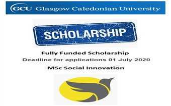 Fully Funded Scholarship (UK)
