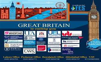 Study In United Kingdom