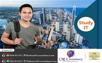 Study Information Technology with OZ CONSULTANCY..!!