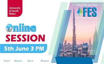 University Of South Wales Dubai Live Q & A Session With FES Consultants