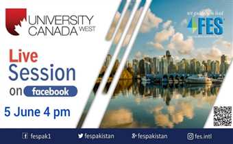 University Canada West Live Q & A Session With FES Consultants