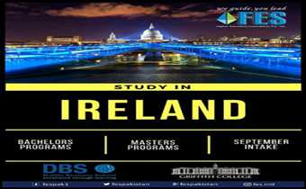 Study In Ireland With FES Higher Education Consultants Pvt Ltd