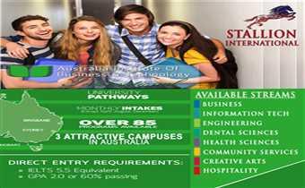 The Stallion International✈With AIBTI Australia (Job Ready Programs)☝Strengthen Your Career With Us