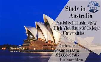 Study Australia with Aus World Educational Consultants