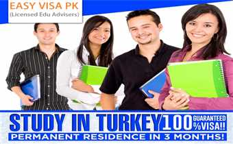 TURKEY Student Visa- IELTS Can Be Skipped / Low Cost - Top Education - 100% Visa Ratio
