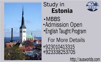 Study in Estonia with Aus World Educational consultants