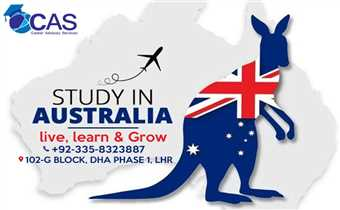 Work & Study IN AUSTRALIA GET POST STUDY WORK VISA, MAXIMUM EARNING,EASY PR AFTER COMPLETION OF STUDY: 0335-8323887, 0333-0130857, 0323-6308695