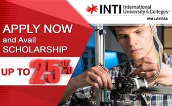 Study in INTI University with OZ CONSULTANCY..!!