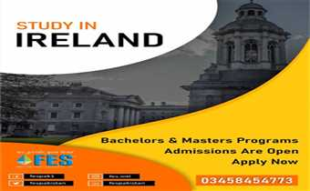 Study In Irland With FES Higher Education Consultants Pvt Ltd