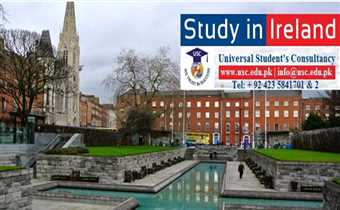 Study in Ireland. Admissions are open for Jan 2018 intakes. Call for details: 0423 5841701 & 2