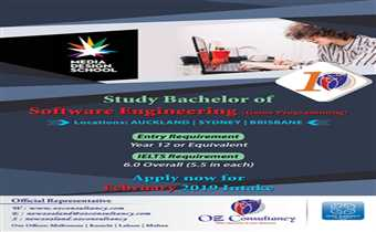 Study Software Engineering - New Zealand..!!