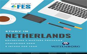 Study In Netherlands With FES Higher Education Consultants Pvt Ltd