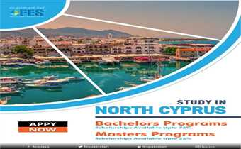 Study In North Cyprus With FES Higher Education Consultants Pvt Ltd