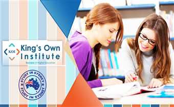 Apply in King's Own Institute - Australia with OZ CONSULTANCY..!!