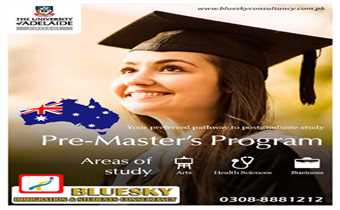 STUDY IN AUSTRALIA GO8 - UOA With Low Bands in IELTS - Bluesky Consultancy