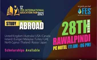 After A Successful FES November Education Fair 2020, FES Higher Education Consultants Pvt. Ltd. Proudly Presents 12th FES International Education Fair