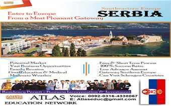 SERBIA Eastern Europe