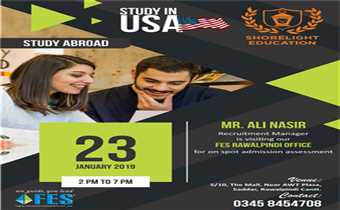 23 January Meet With Recruitment Manager Shorelight Education USA