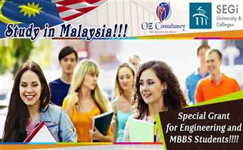 Register yourself with us and get 1 Year FREE Accommodation while study in Malaysia
