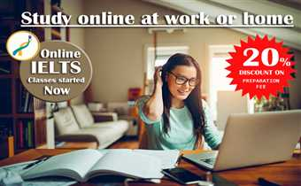 Bluesky Consultancy started online couching classes for IELTS - Join us and get 20% discount on FEE - 0308-8881212, 0321-1010466