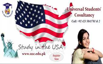 Study in USA without IELTS. Admissions open for Uder graduates & Post graduates