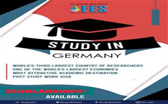 Study In Germany With FES Higher Education Consultants Pvt Ltd