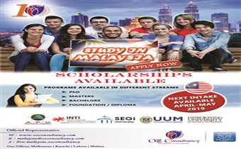 Get an Internationally Degree while studying in Malaysia..!!