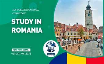 Study in Romania with Aus World Educational Consultant