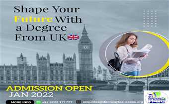 | Shape your Future With a Degree From UK|