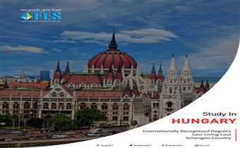 Study In Hungary With FES Higher Education Consultants Pvt Ltd