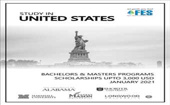 Study In USA With FES Higher Education Consultants Pvt Ltd