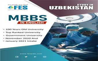 Study In Uzbekistan With FES Higher Education Consultants Pvt Ltd