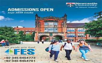 Study In Newcastle University UK, Malaysia & Singapore