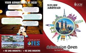 Study in Malaysia on very low fee with FES Higher Education Consultants Pvt. Ltd
