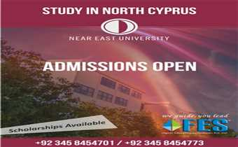 Study In Cyprus With FES Higher Education Consultants Pvt Ltd