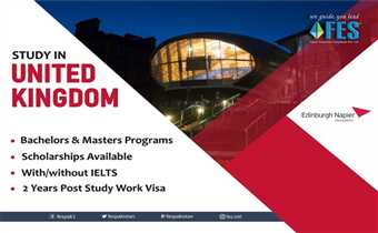 Study In ENU UK with Fes Higher Education Consultants Pvt.Ltd