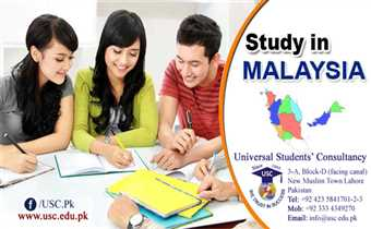 Study in Malaysia. Affordable tuition fee & High visa success ratio.