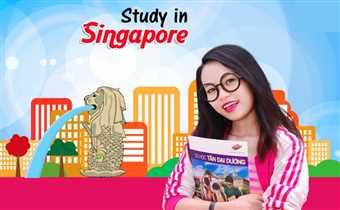SINGAPORE Student Visa - WORK & Study in Singapore - Strong Success Ratio
