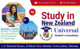 Study in New Zealand. Get PR after completion of degree. For details Call: 0423 5841701 & 2